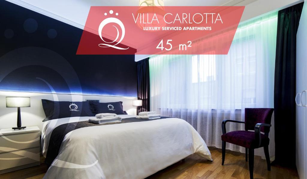 The Queen Luxury Apartments - Villa Carlotta - Laterooms