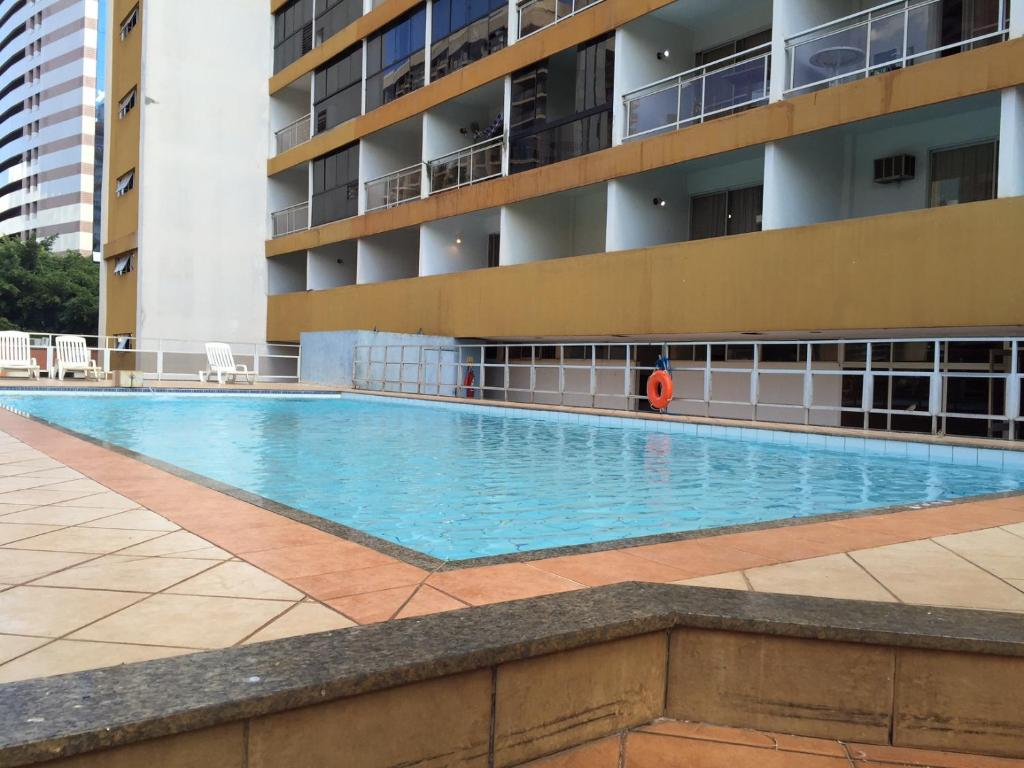The swimming pool at or close to Sateltour Apart Hotel GY