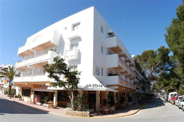 Hotel Sa Volta im Winter