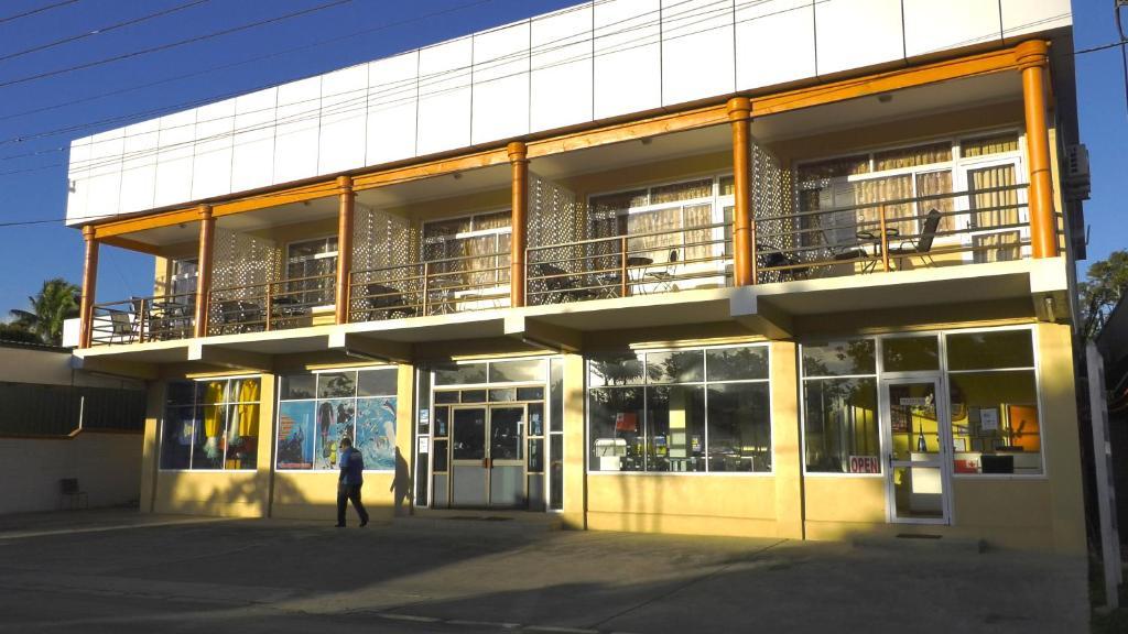 ジェザミ ホテル トンガの外観または入り口