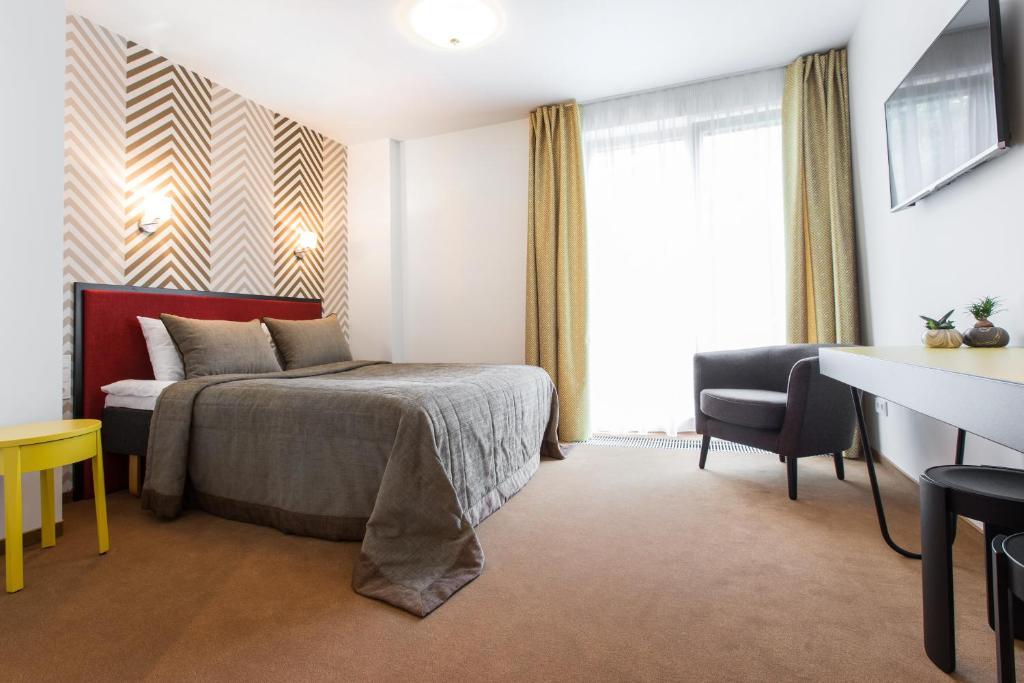 A room at Viešbutis Simpatija