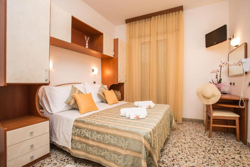 Hotel Oregon Rimini, Italy