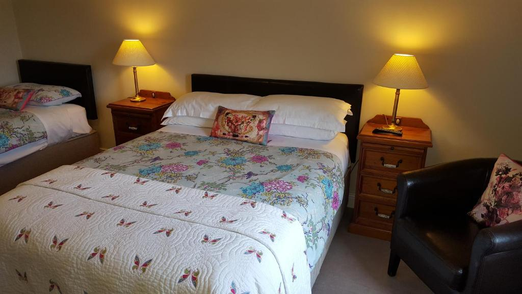 A room at Beechwood House Bed & Breakfast