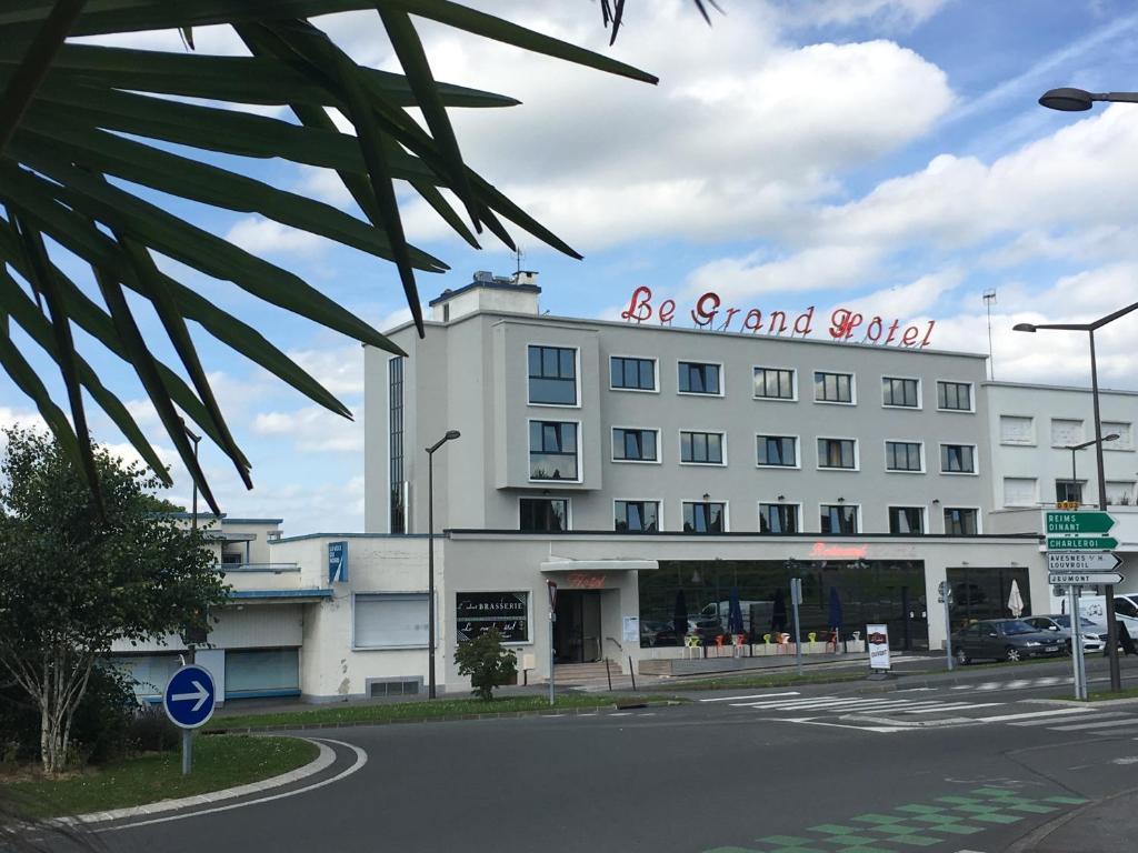 Le Grand Hotel Maubeuge, France
