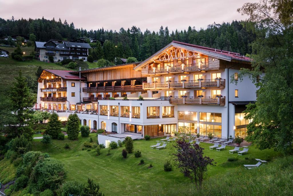 Inntaler Hof Seefeld in Tirol, Austria