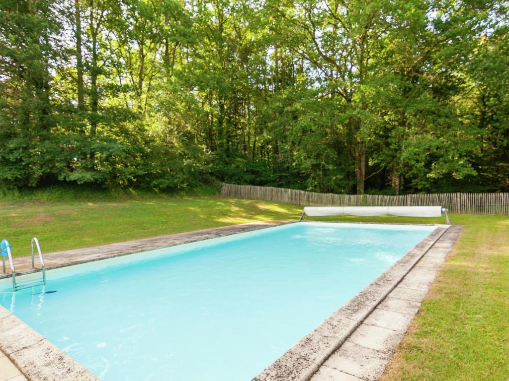 The swimming pool at or near Pretty Mansion in Aquitaine with Swimming Pool