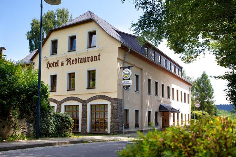 Hotel & Restaurant Kleinolbersdorf Chemnitz, Germany
