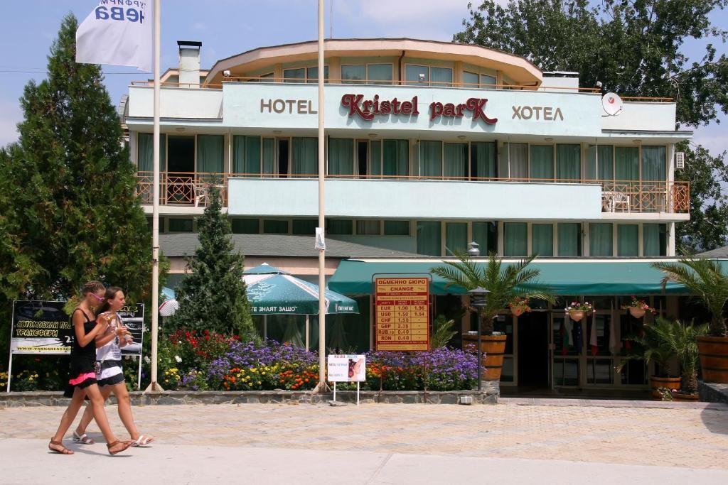 Hotel Kristel Park - All Inclusive Light Kranevo, Bulgaria