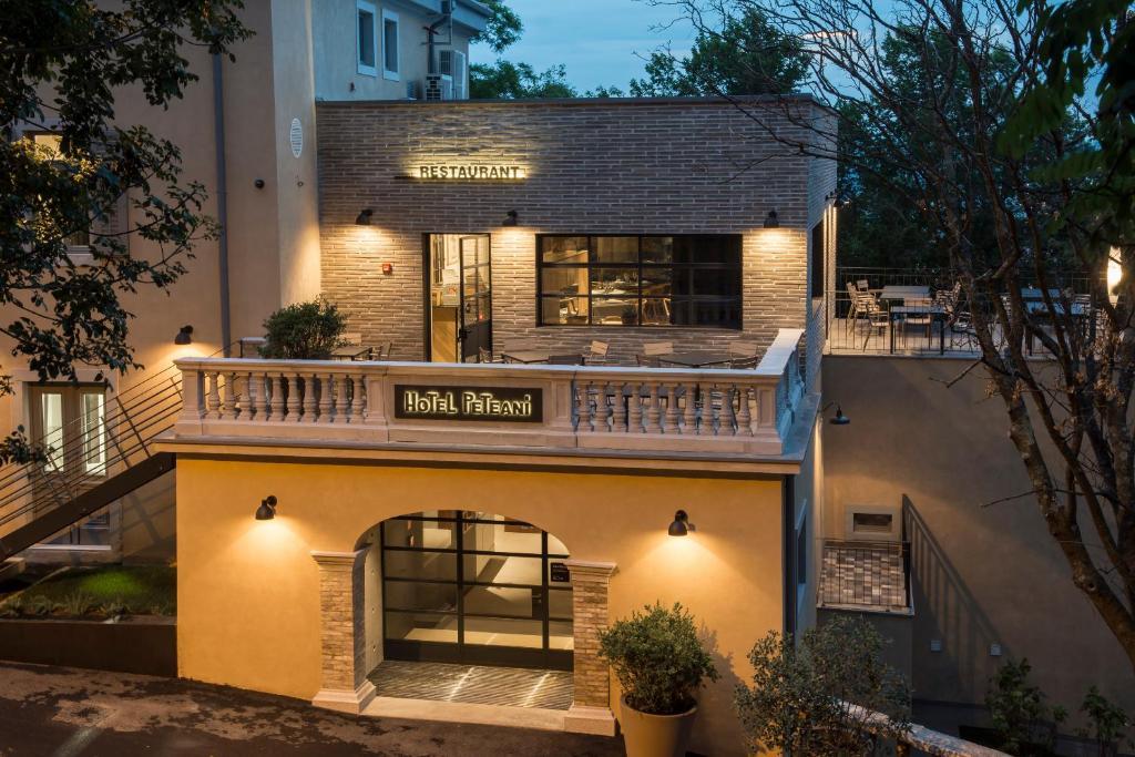 Hotel Peteani Labin, Croatia