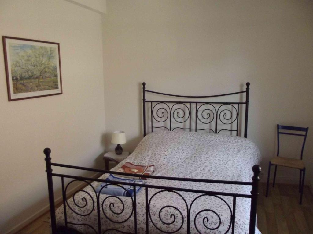 A room at Gite Alize