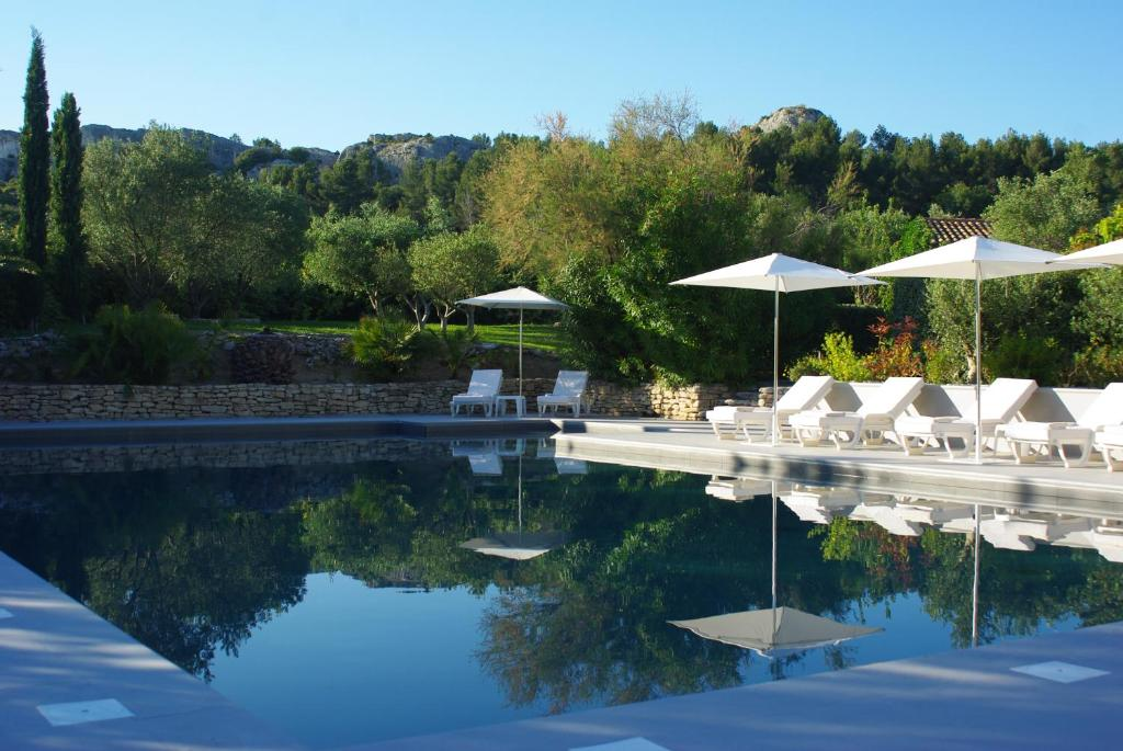 The swimming pool at or near Bdesign & Spa