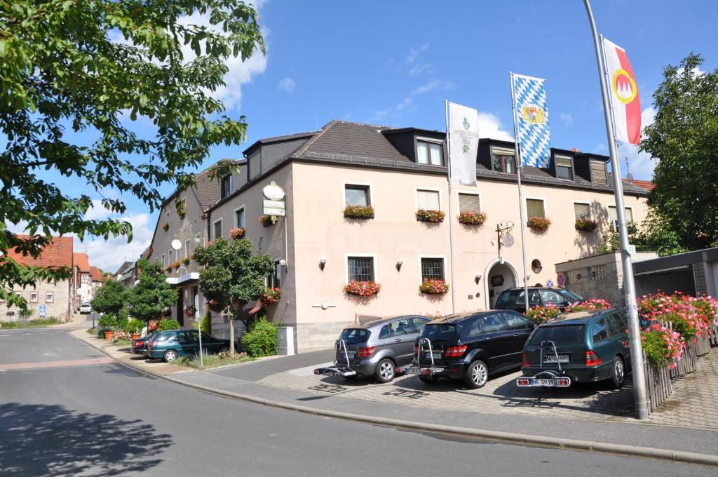 Hotel Gasthof Vogelsang Zellingen, Germany