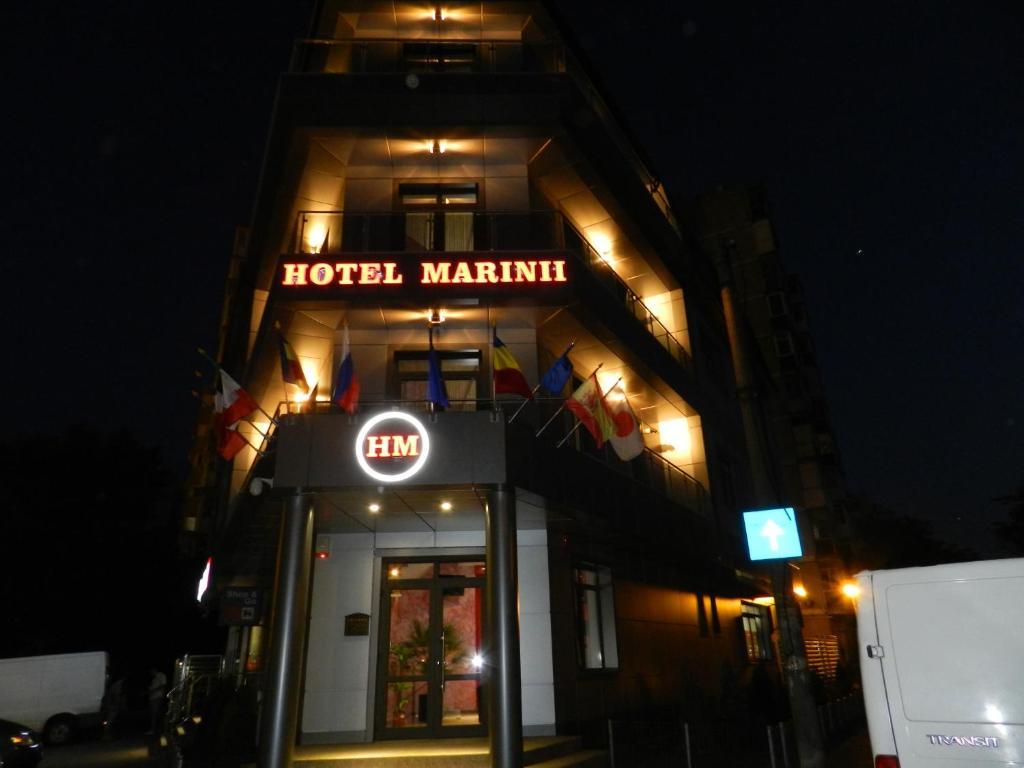 Hotel Marinii Bucharest, Romania