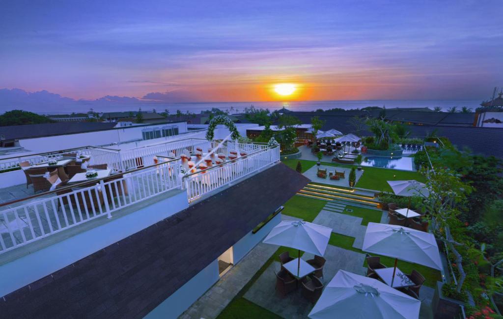 Favehotel Kuta Kartika Plaza Kuta 287 Guest Reviews Booking Com