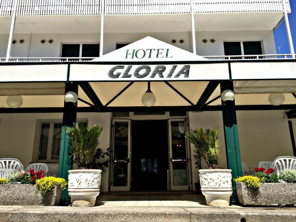Exteriér nebo vchod ubytování Hotel Gloria
