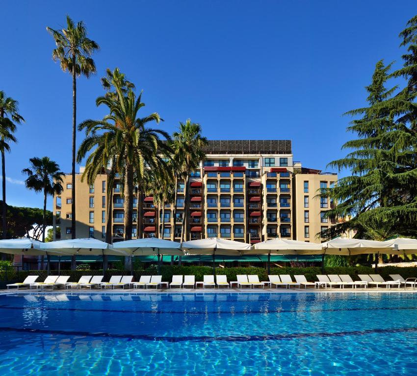 Parco Dei Principi Grand Hotel Spa Roma Prezzi Aggiornati Per Il 2021