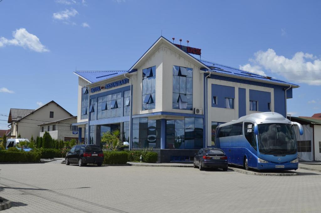 Hotel Don Bistrita, Romania
