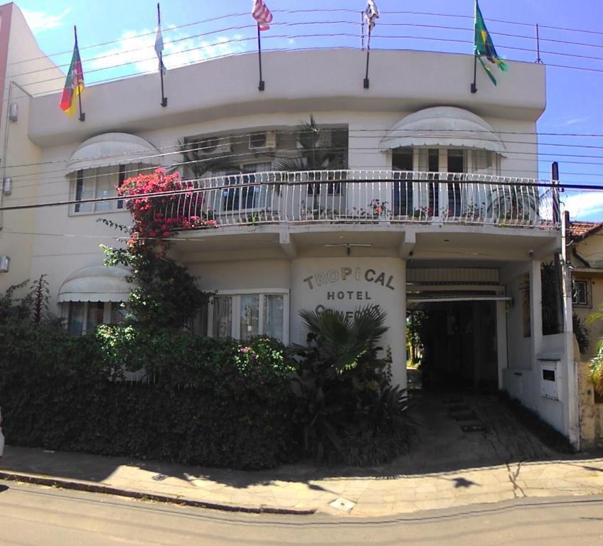 Rede Bonnel Tropical Hotel Confort
