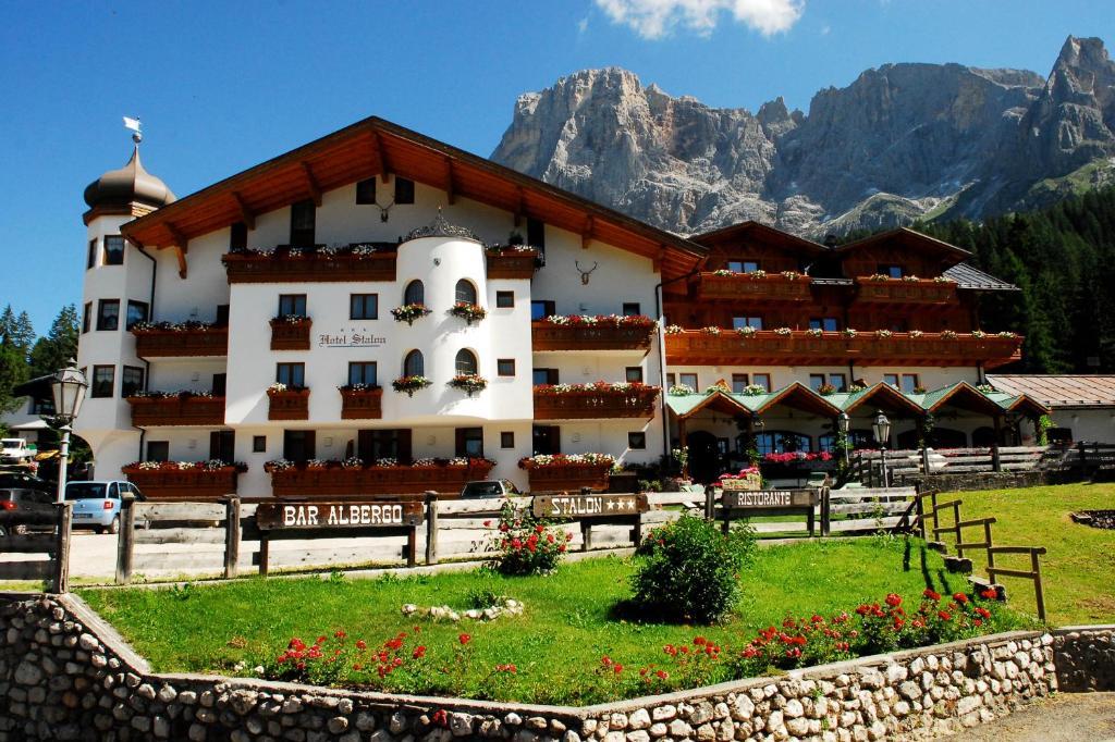 """Hotel Stalon '""""Adults Only'"""" San Martino di Castrozza, Italy"""