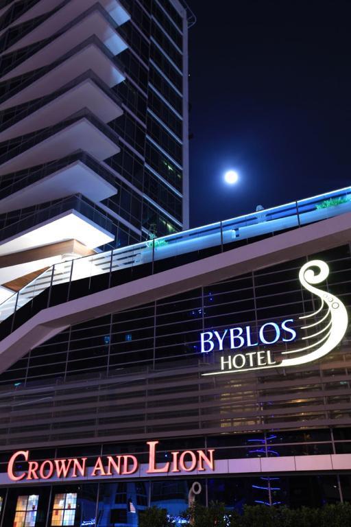 библос отель дубай