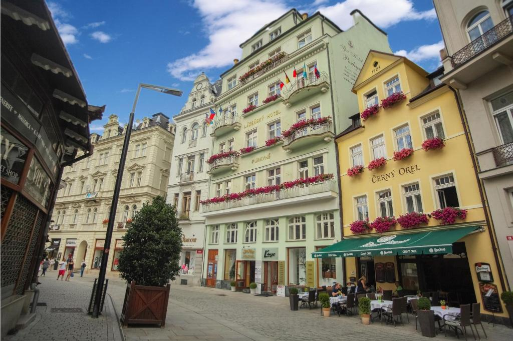 Spa Hotel Purkyne Karlovy Vary, Czech Republic