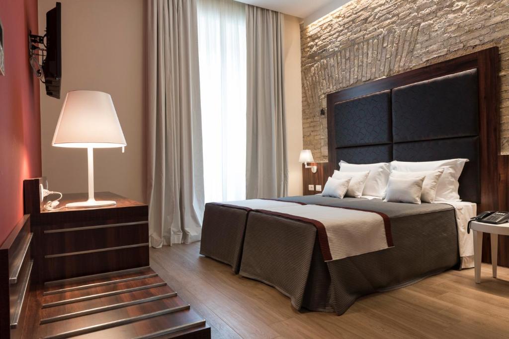Hébergement de l'établissement Navona Luxury Guesthouse