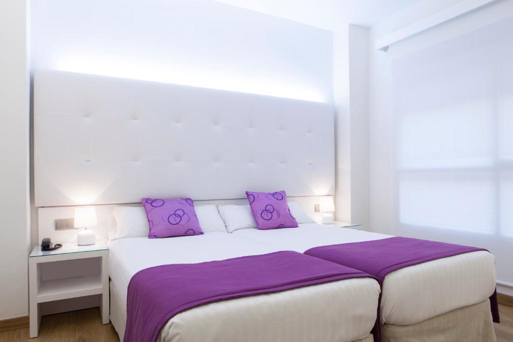Номер в Hotel Albahia Alicante