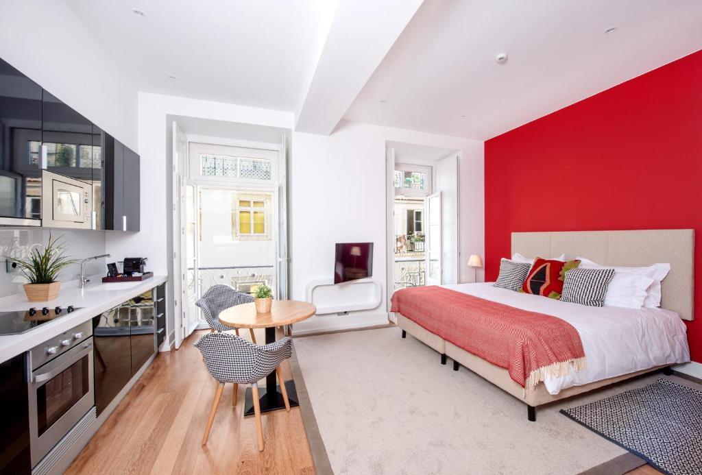 A room at Martinhal Lisbon Chiado