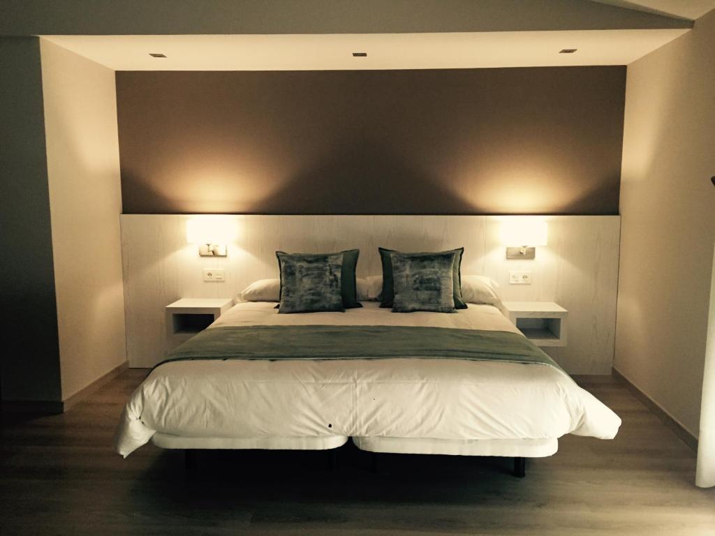 A room at Hotel Mirador Ría de Arosa