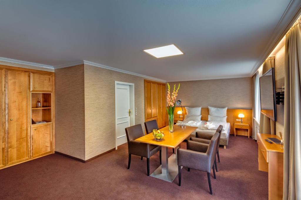 Ein Zimmer in der Unterkunft Unperfekthotel