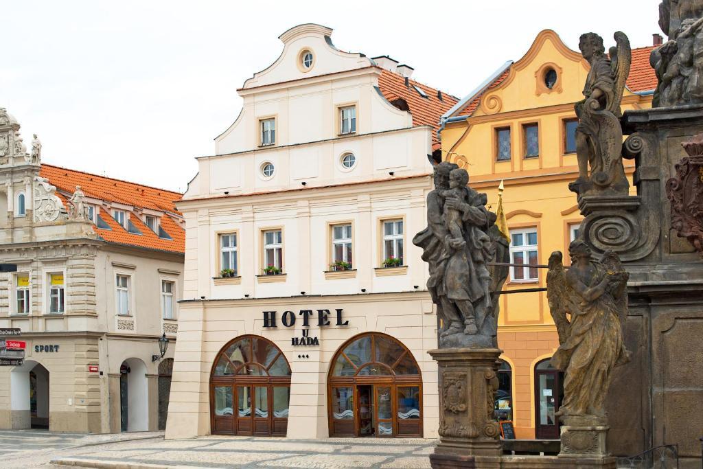 Hotel U Hada Zatec Zatec, Czech Republic