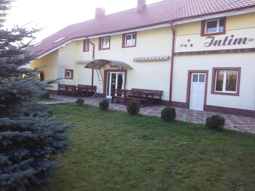 Hotel Intim Radauti, Romania