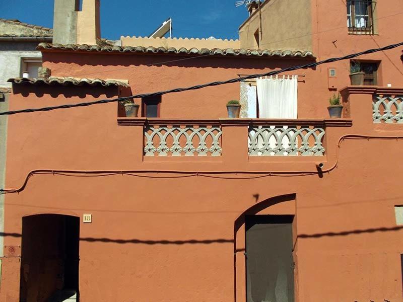 Un balcón o terraza de Ca La Marutxi