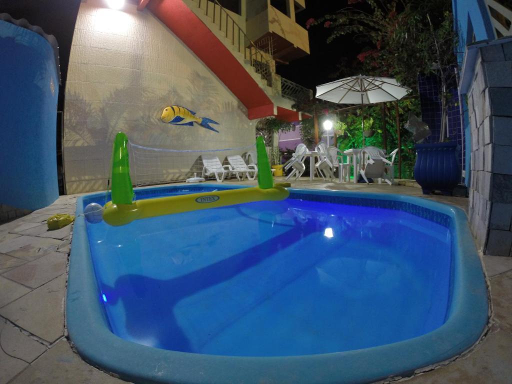 The swimming pool at or close to Pousada La Puerta Del Sol
