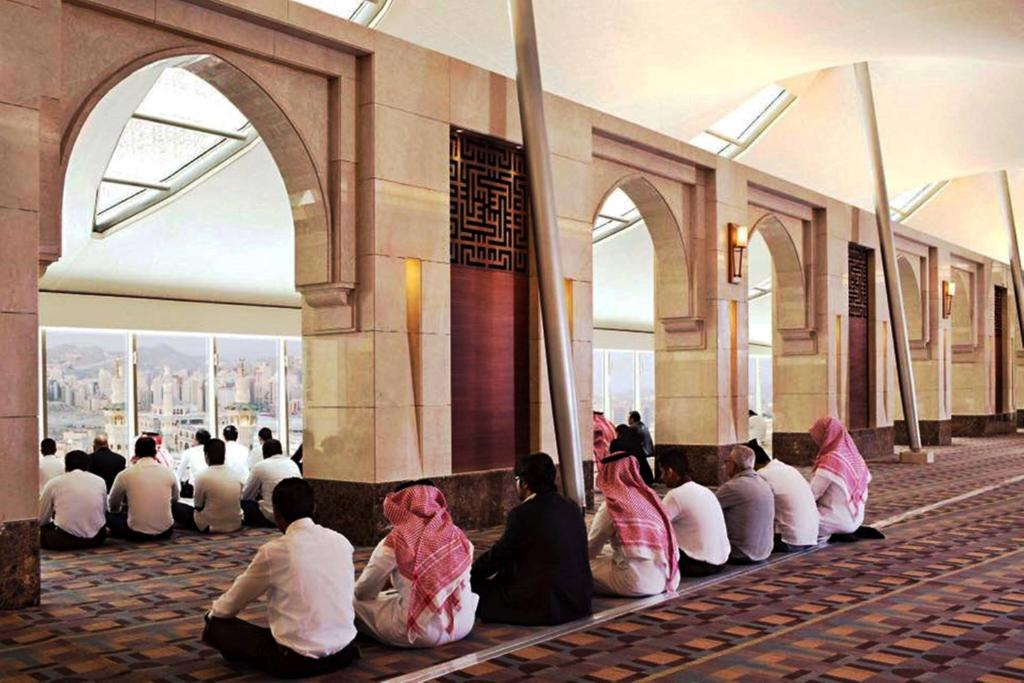 Makkah Clock Royal Tower A Fairmont Hotel Mecca Updated 2021 Prices