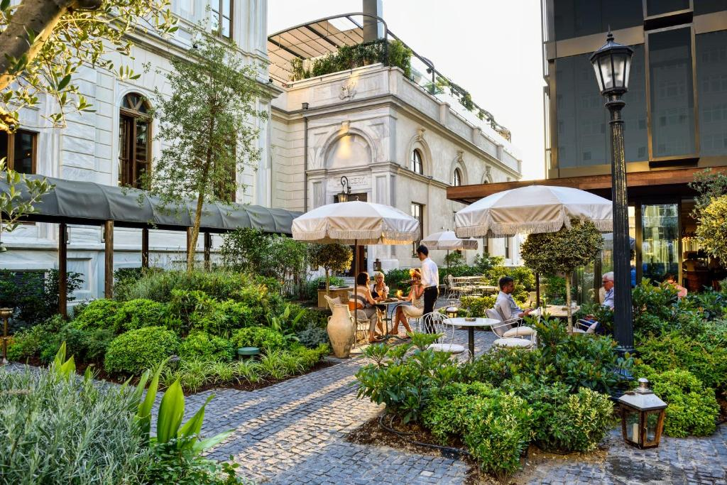 Hotel Soho House Istanbul Turkey Booking Com