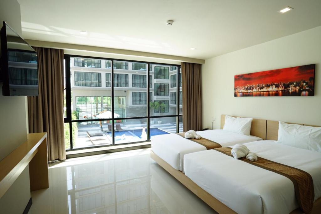 A room at Beston Pattaya