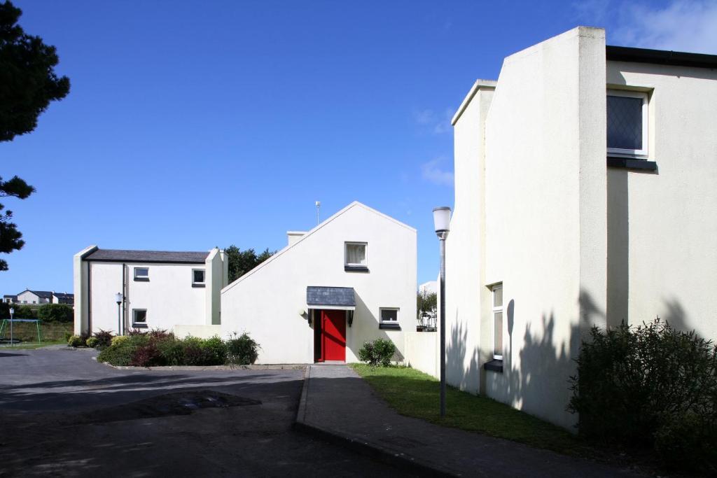 The facade or entrance of Cottage 504 - Carraroe