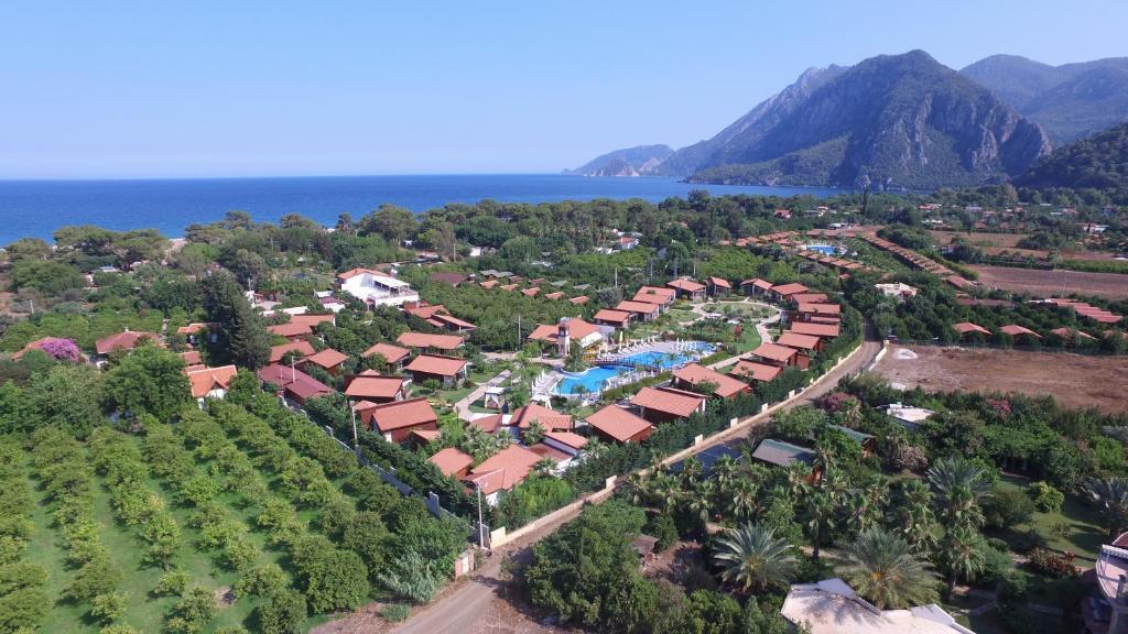 A bird's-eye view of Kimera Hotel - Yoga & Spa