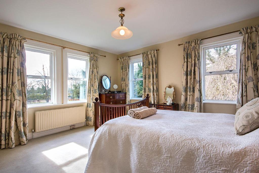 A room at Garrane House