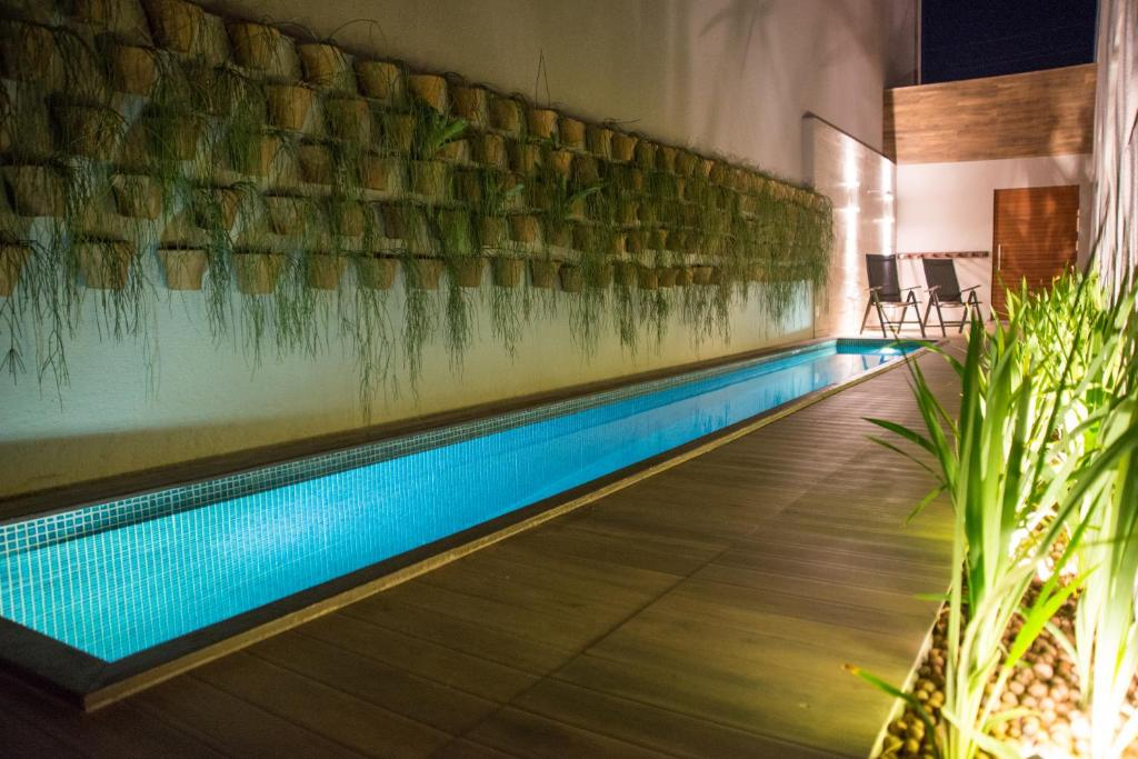 The swimming pool at or close to Amenit Hotel