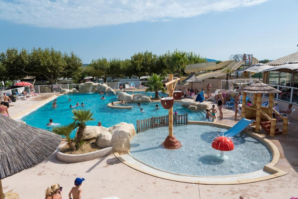 La Pinede Camping Grimaud, France