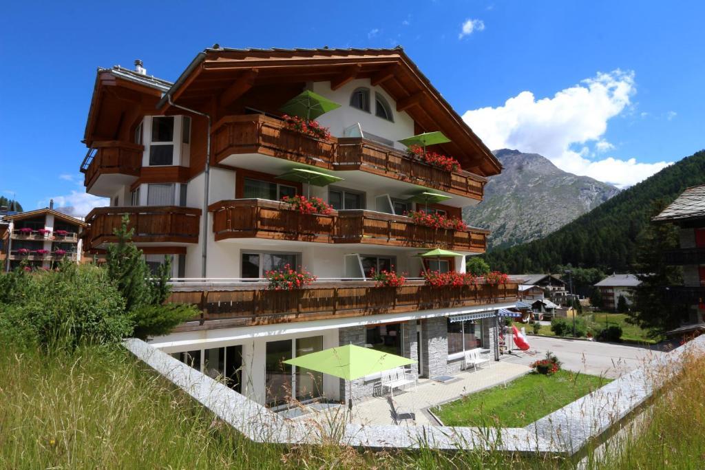 Feehof Saas-Fee, Switzerland