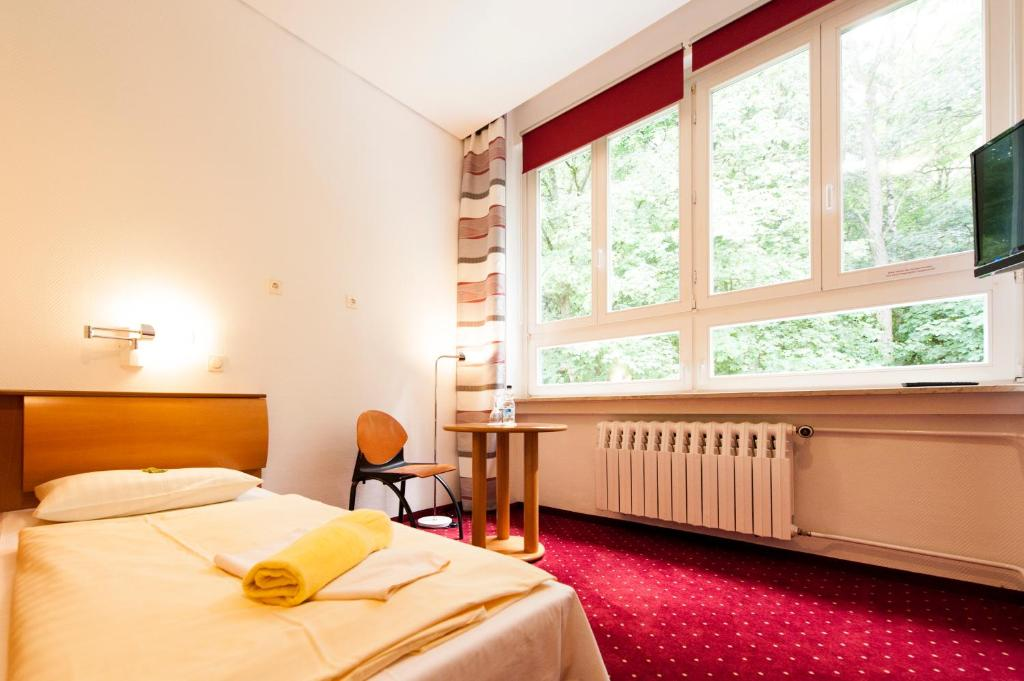 A room at B&B Seminarhaus in der Akademie