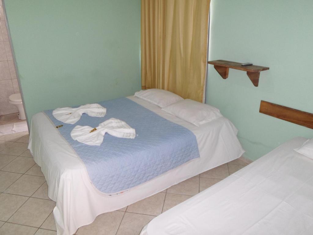 A room at Pousada Gaivota