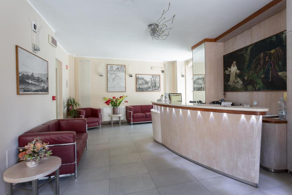 Salone o bar di Hotel Conte Ruggero