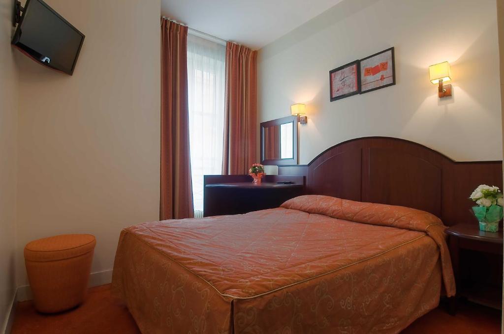 Hotel Le Faubourg Paris, France