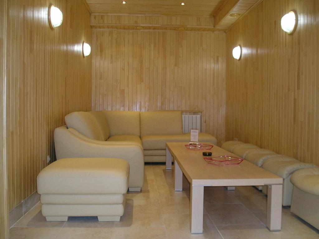 Гостиная зона в АпартОтель Ривьера-Саратов