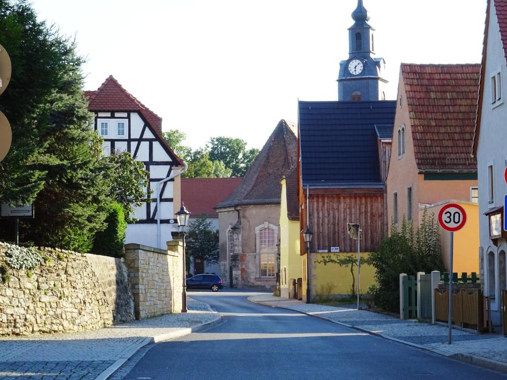 Eine Fassade oder ein Eingang zu Alte Kelterei
