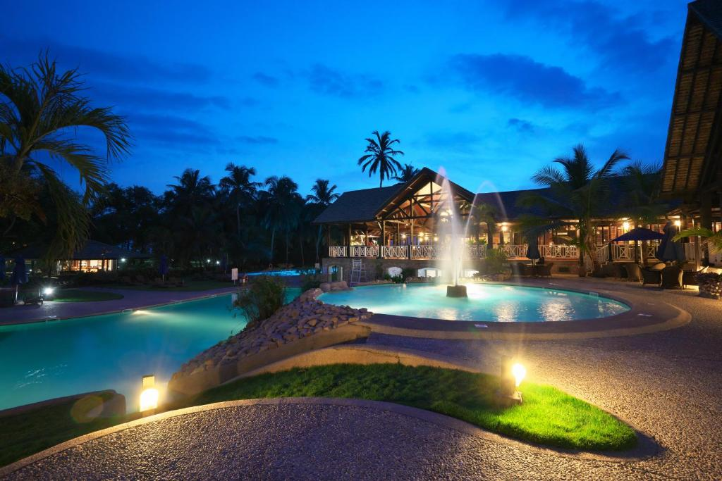 Top 5 Beach Hotels and Resorts In Labadi Ghana